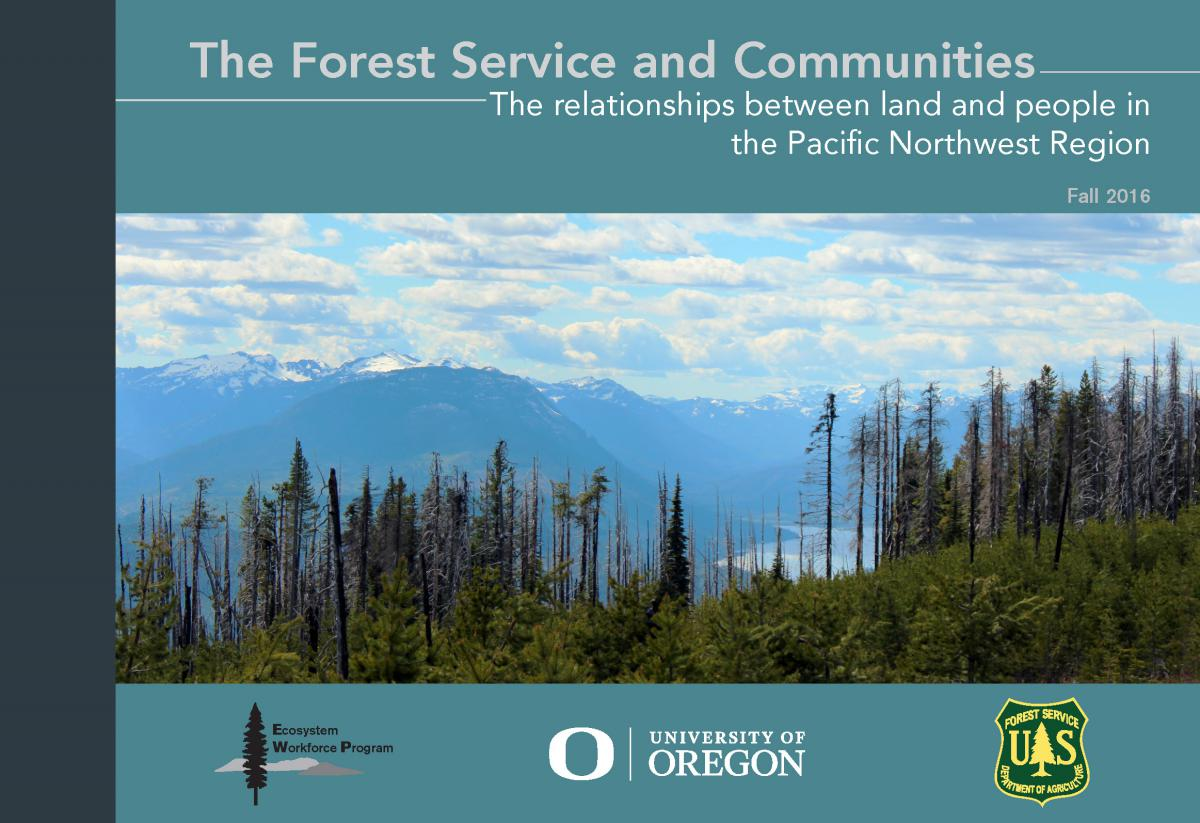 Forest Service and Communities | Ecosystem Workforce Program